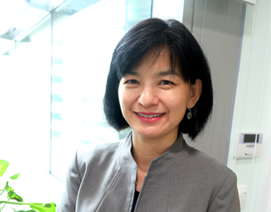 Gastrointestinal oncologist Dr Choo Su Pin
