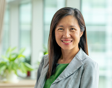 Lung cancer specialist Dr Toh Chee Keong