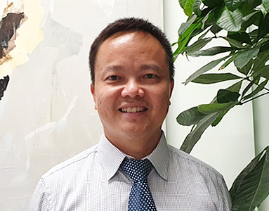 Singapore medical oncologist Dr Toh Chee Keong